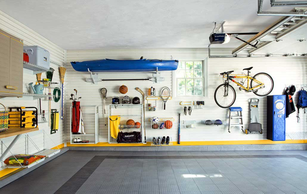 Some Tips to Organize Your Garage to have sufficient place