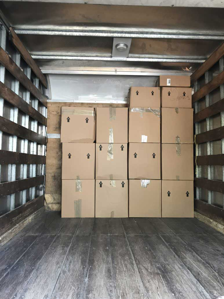 Tricks For Have An Easy Packing And Moving.
