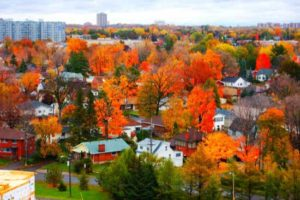 Should We Choose September Or May For Visiting Canada?