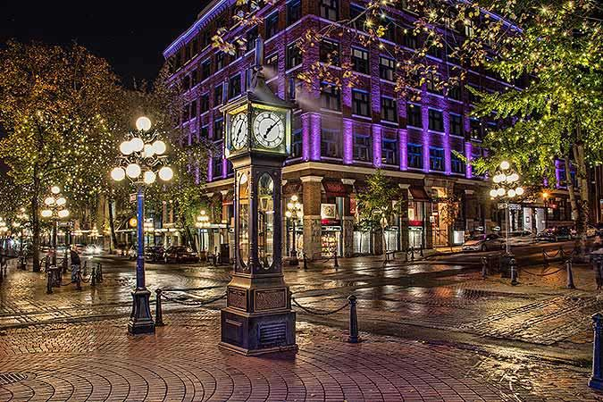 An inventory of some Vancouver attractions!