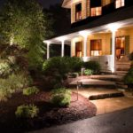 Actually Exterior Landscape Lighting Of Your Entrance, Secure Moving Ltd.