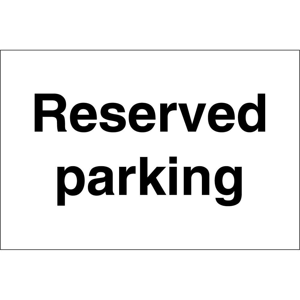 Reserving Parking spot permit for moving van