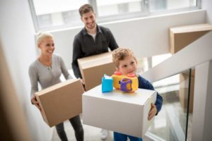 Your very First day in new house after Moving by Secure Moving Ltd