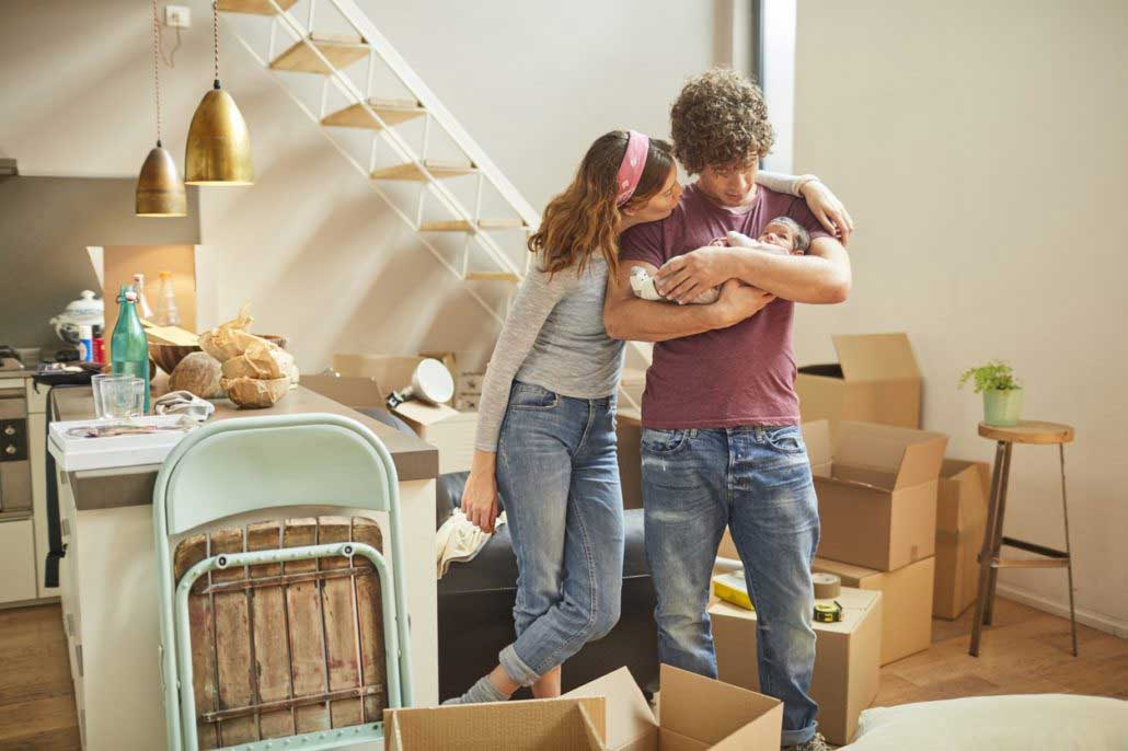 Moving with Babies & Toddlers – nightmare or a delight?