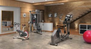 Workout equipment relocation by Secure Moving LTD