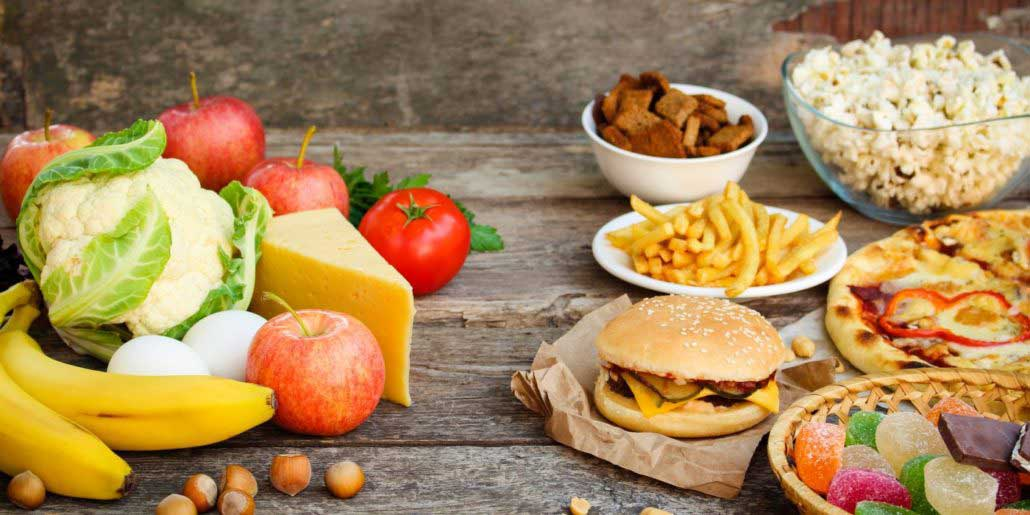 Eat healthy for the Moving day to Feel Great