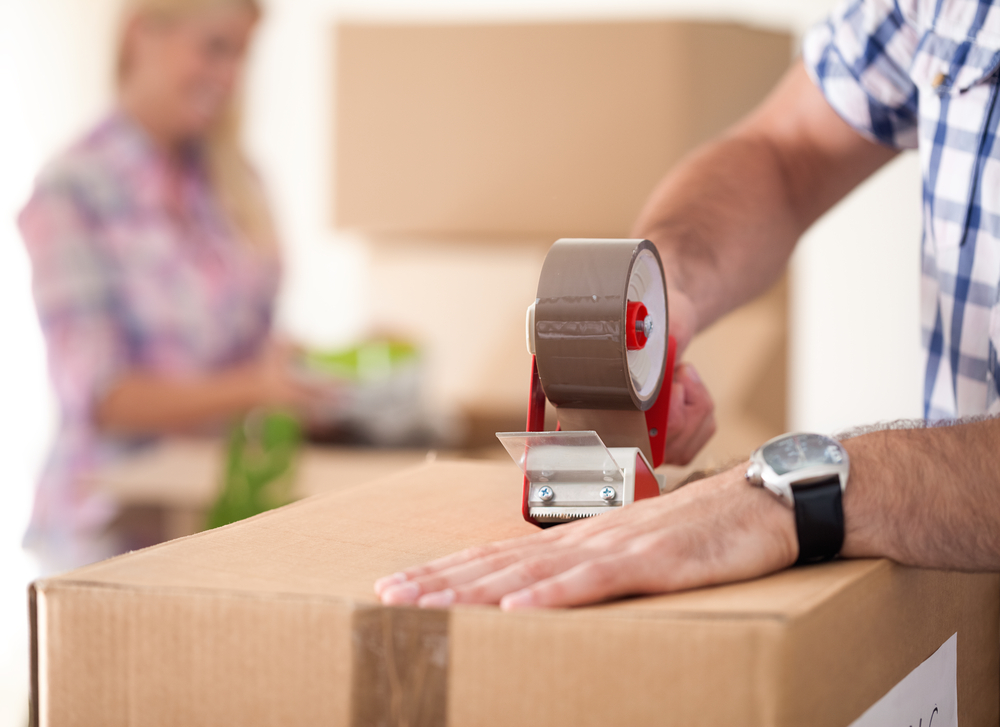 Estimate the time required to pack all items