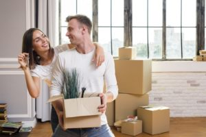 How to pack the home items as quickly as possible